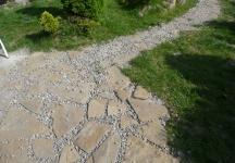 Przygotowujemy ścieżki kamienne